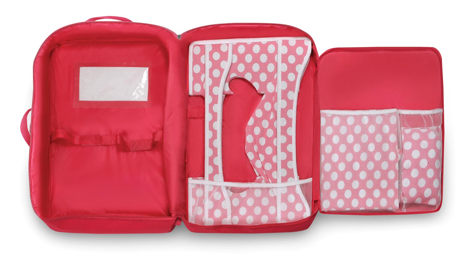 Doll Furniture For 18 Inch Dolls Double Doll Carrier for 18 inch American Girl Dolls – $75